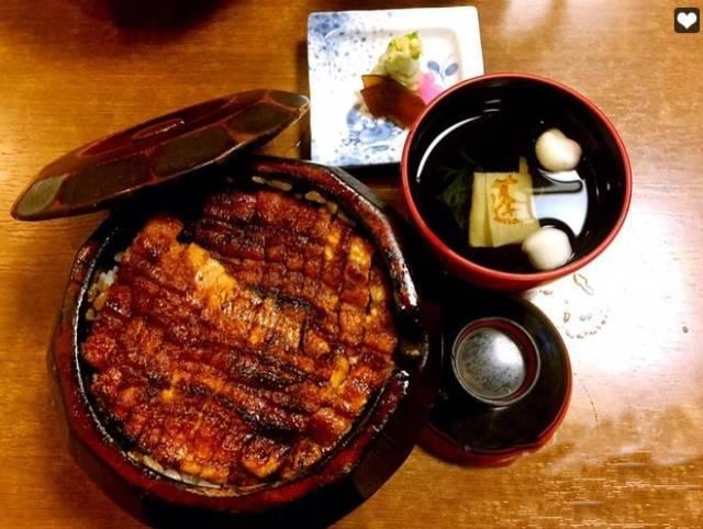 名古屋·鳗鱼三吃