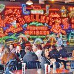 美国洛杉矶:百老汇区美食市场
