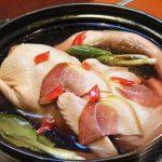 鲁菜传统历史名菜神仙鸭子的由来