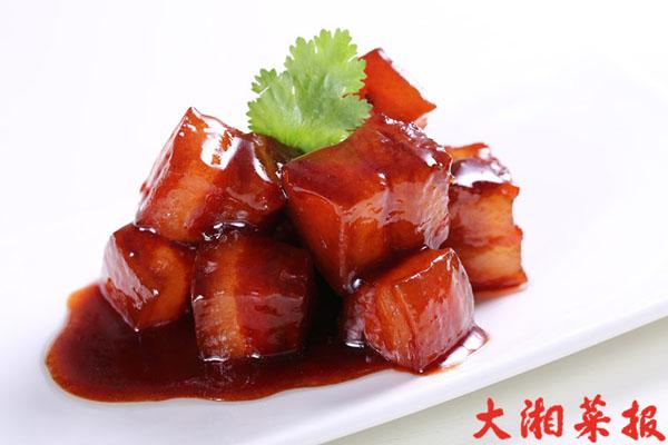 毛泽东与湘菜的故事:红烧肉